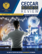 CECCAR Business Review, No. 1 / January 2020