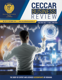 CECCAR Business Review, No. 10 / October 2020